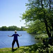 Am 25.06.: Meditativer Spaziergang um den Sankelmarker See